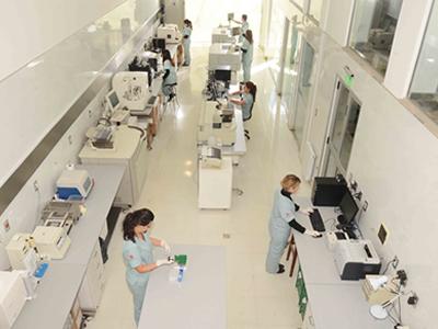 Laboratorios Gornitz Infraestructura